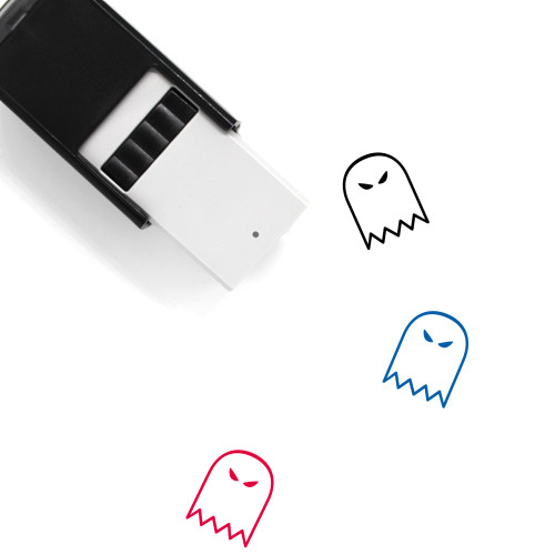 Ghost Self-Inking Rubber Stamp No. 92