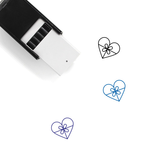 Love Gift Self-Inking Rubber Stamp No. 23