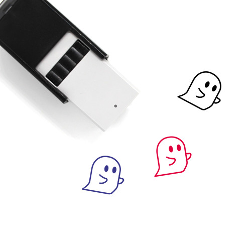 Ghost Self-Inking Rubber Stamp No. 97