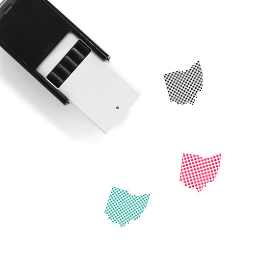 Ohio Self-Inking Rubber Stamp No. 40