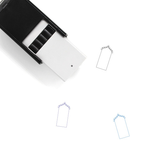 Arch Self-Inking Rubber Stamp No. 154