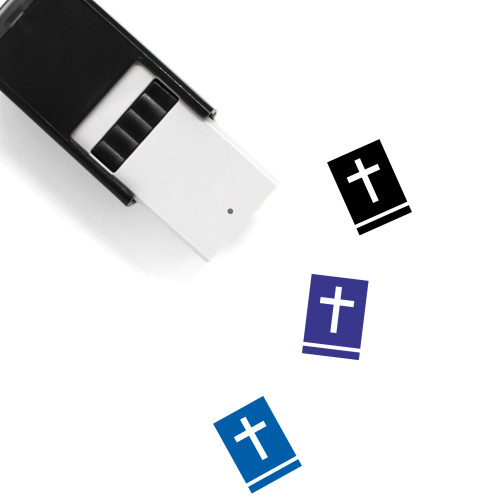 Holy Bible Self-Inking Rubber Stamp No. 20
