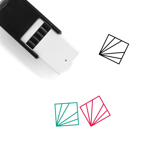 Seychelles Self-Inking Rubber Stamp No. 9