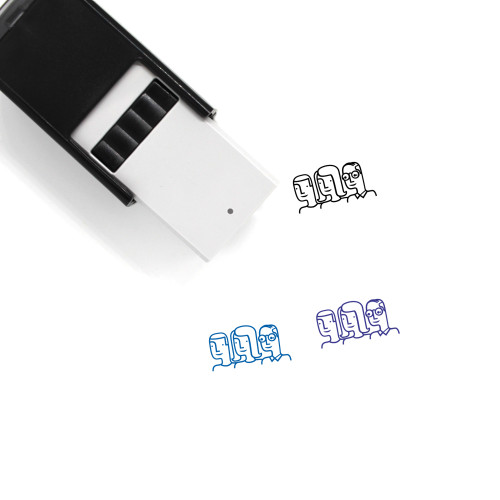 Citizens Self-Inking Rubber Stamp No. 3