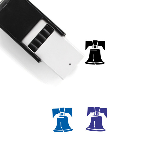 Liberty Bell Self-Inking Rubber Stamp No. 3