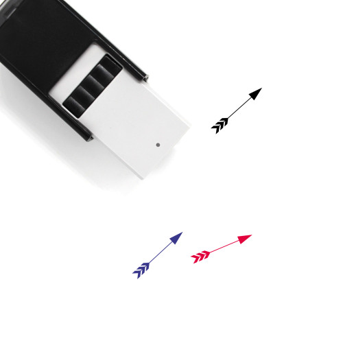 Arrow Self-Inking Rubber Stamp No. 364