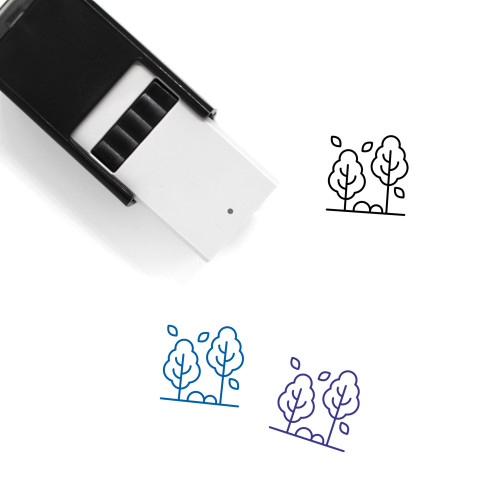 Prehistoric Self-Inking Rubber Stamp No. 1