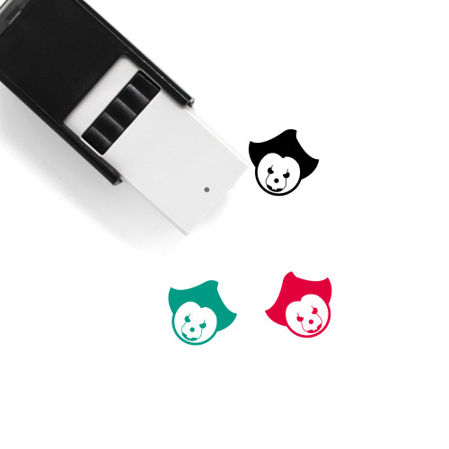 IT Self-Inking Rubber Stamp No. 50