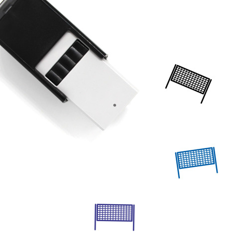 Net Self-Inking Rubber Stamp No. 7