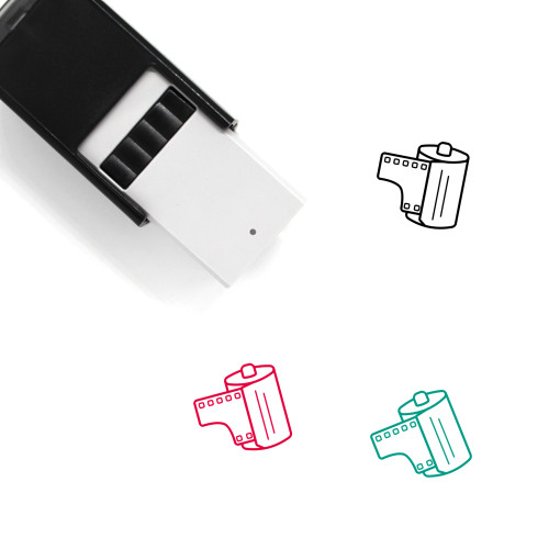 35Mm Film Self-Inking Rubber Stamp No. 1