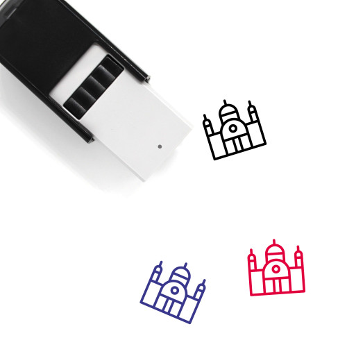 Synagogue Self-Inking Rubber Stamp No. 5