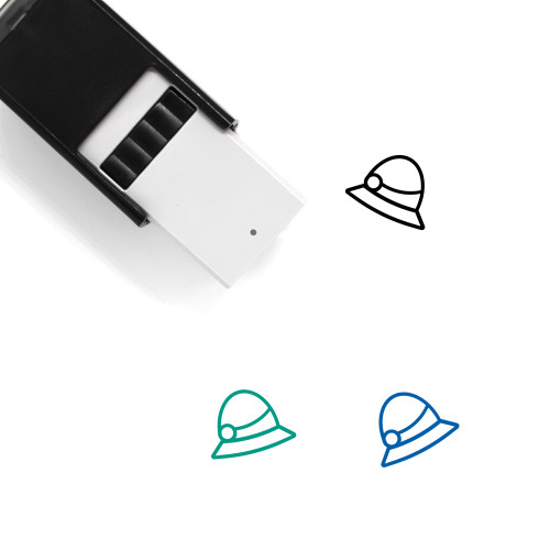 Clothes Self-Inking Rubber Stamp No. 23
