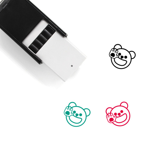 High Five Self-Inking Rubber Stamp No. 25