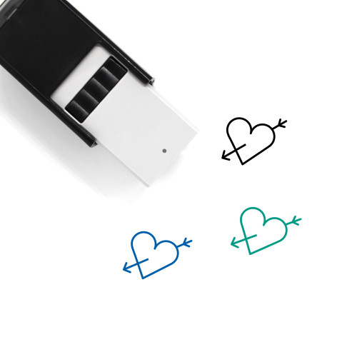 Love Self-Inking Rubber Stamp No. 322