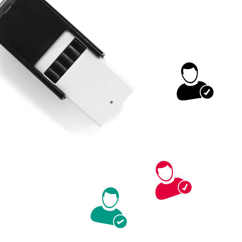Approve User Self-Inking Rubber Stamp No. 1