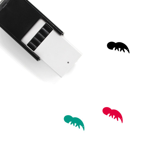 Anteater Self-Inking Rubber Stamp No. 1