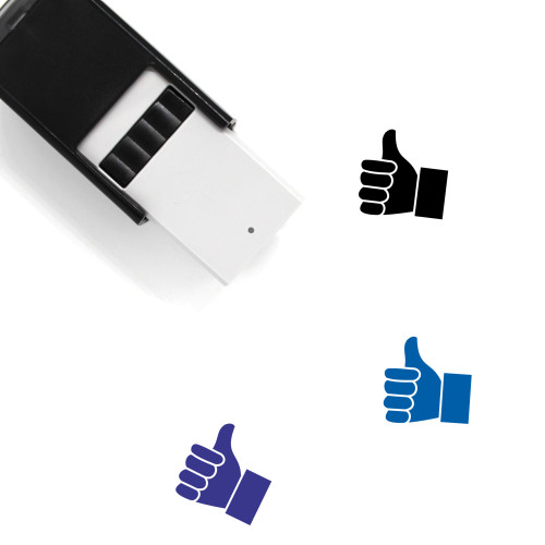 Great Self-Inking Rubber Stamp No. 1
