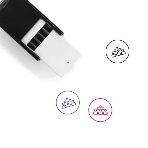 Student Body Self-Inking Rubber Stamp No. 1