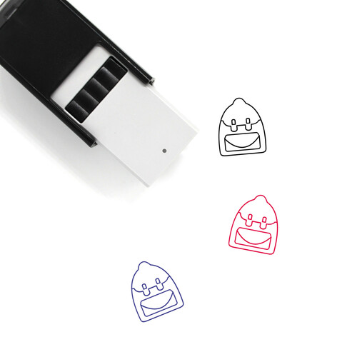 Backpack Self-Inking Rubber Stamp No. 14