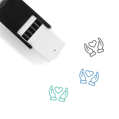 Love Self-Inking Rubber Stamp No. 387