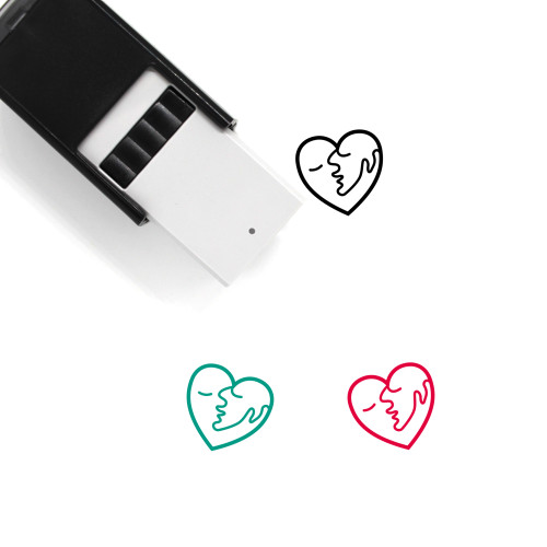 Love Self-Inking Rubber Stamp No. 408