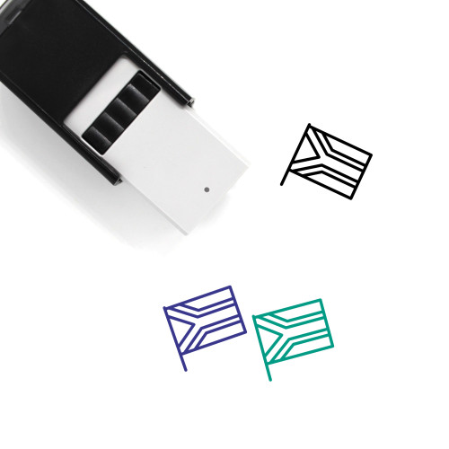 South Africa Self-Inking Rubber Stamp No. 13