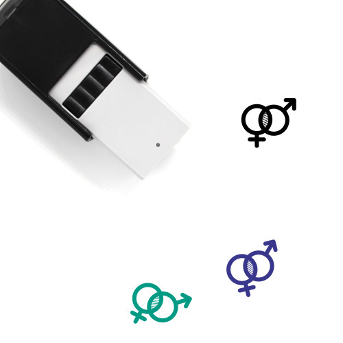 Gender Equality Self-Inking Rubber Stamp No. 26