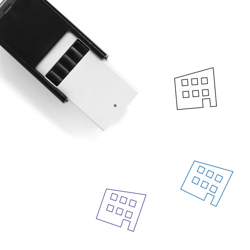 Architecture Self-Inking Rubber Stamp No. 12