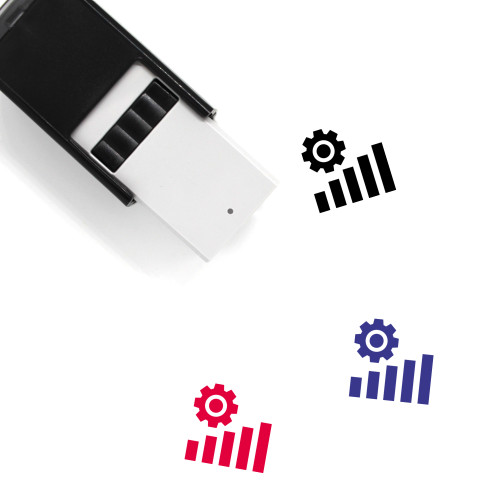 Data Management Self-Inking Rubber Stamp No. 19