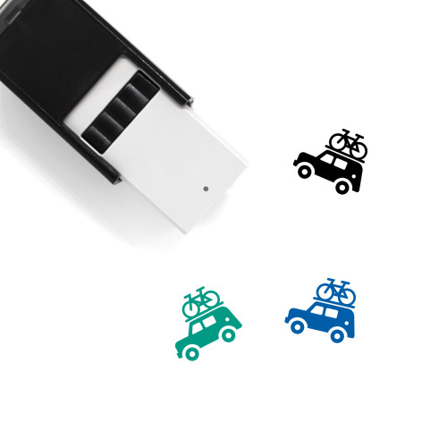 Jeep Self-Inking Rubber Stamp No. 5