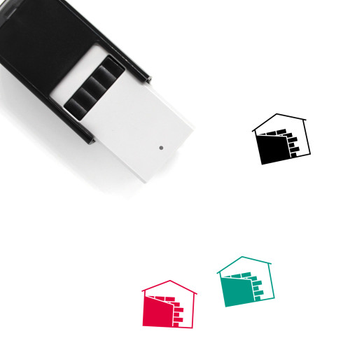 Architecture Self-Inking Rubber Stamp No. 14