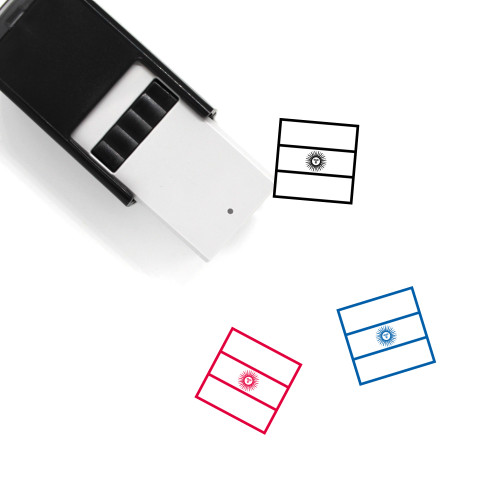 Argentina Self-Inking Rubber Stamp No. 21