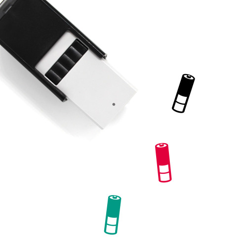 Battery Self-Inking Rubber Stamp No. 234