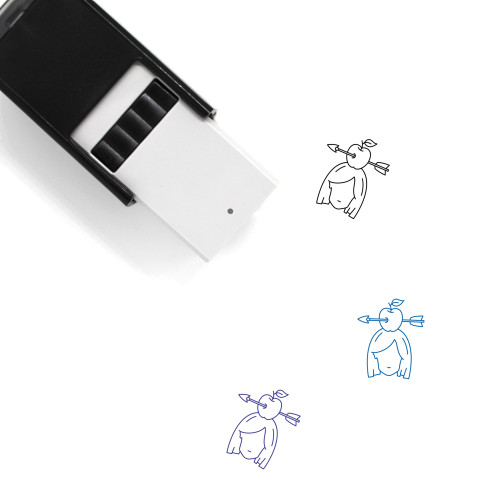 Target Self-Inking Rubber Stamp No. 130