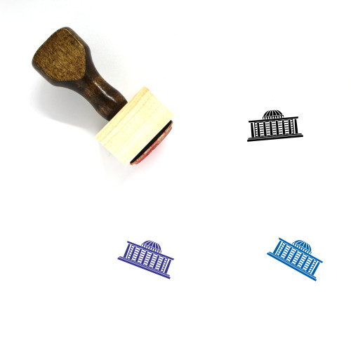 National Assembly Wooden Rubber Stamp No. 2
