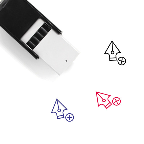 Add Anchor Point Self-Inking Rubber Stamp No. 12