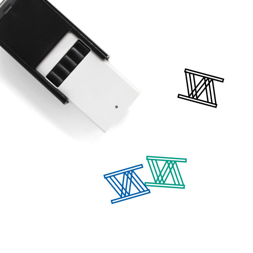 Ingenuity Self-Inking Rubber Stamp No. 4