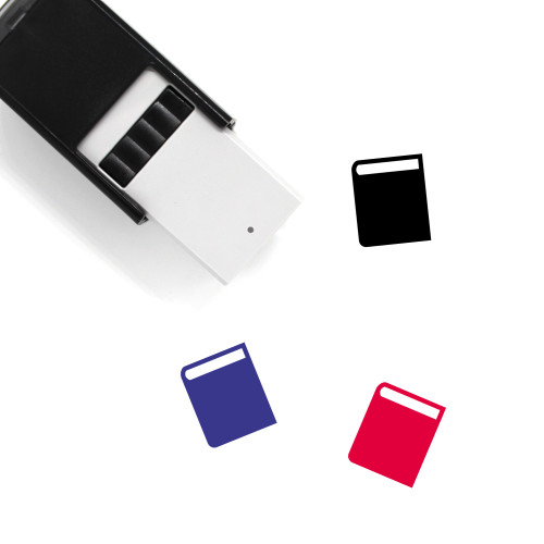 Book Self-Inking Rubber Stamp No. 59