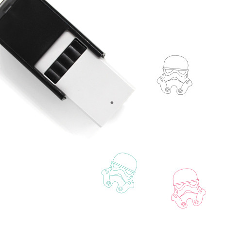 Stormtrooper Self-Inking Rubber Stamp No. 5