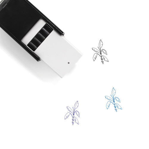 Palm Self-Inking Rubber Stamp No. 119