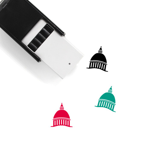 Vatican Self-Inking Rubber Stamp No. 2