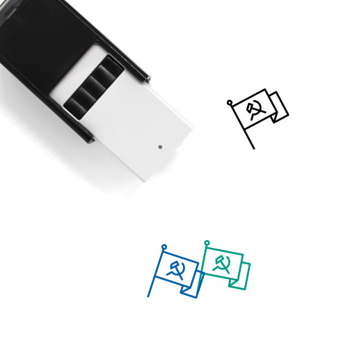 Labor Self-Inking Rubber Stamp No. 19