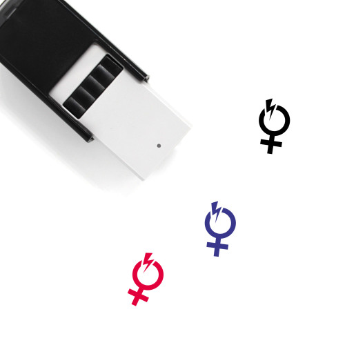 Sexism Self-Inking Rubber Stamp No. 2