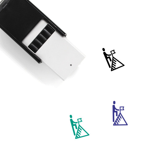 ACHIEVE Self-Inking Rubber Stamp No. 1