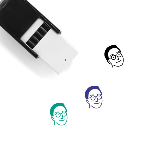 Persona Self-Inking Rubber Stamp No. 30
