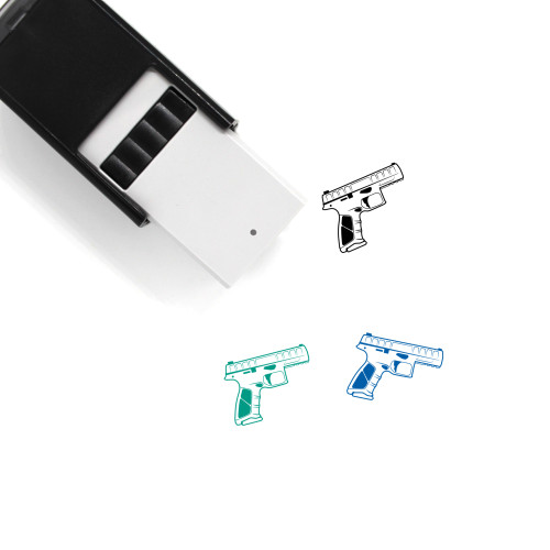 Beretta APX Self-Inking Rubber Stamp No. 2