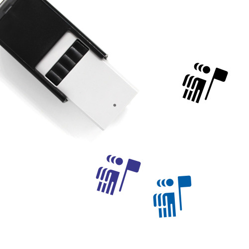 Union Self-Inking Rubber Stamp No. 16