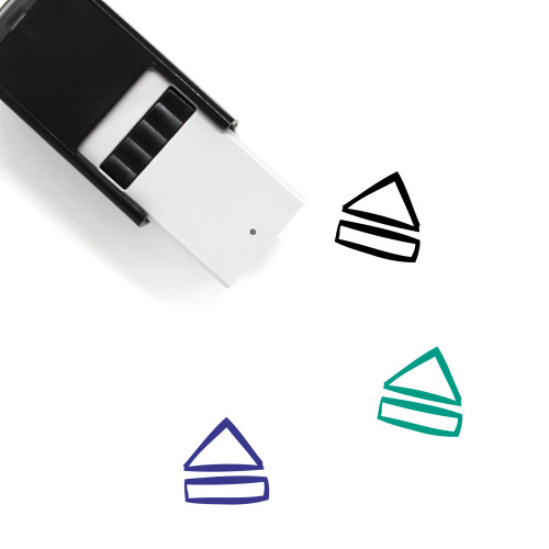 Eject Self-Inking Rubber Stamp No. 59