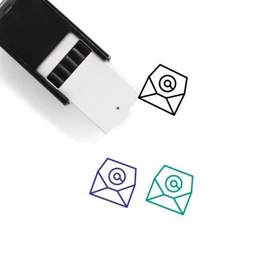 Email Address Self-Inking Rubber Stamp No. 11