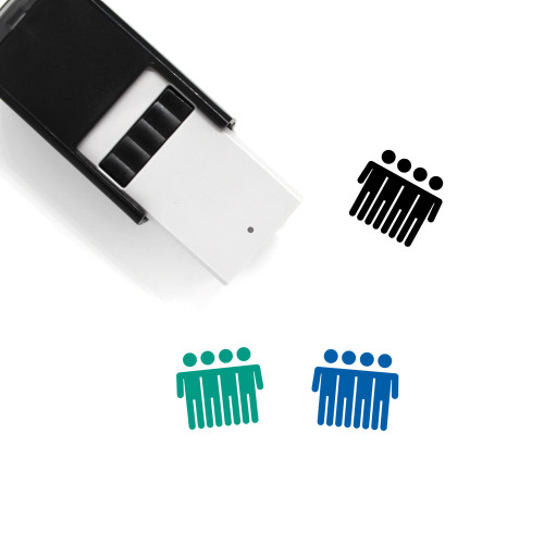 Community Self-Inking Rubber Stamp No. 62